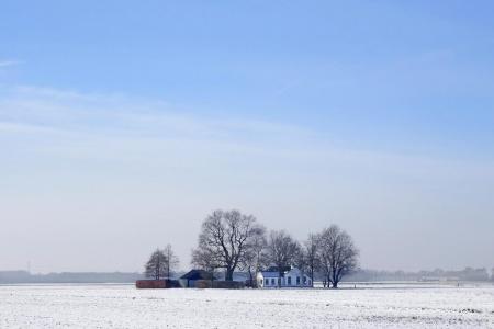 Vledderhuizen - winter (foto - Luken Hulsker